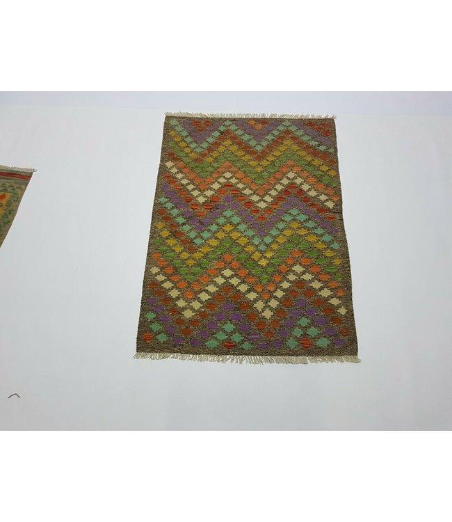 kelim kleed 146x107 cm vloerkleed tapijt kelims hand geweven