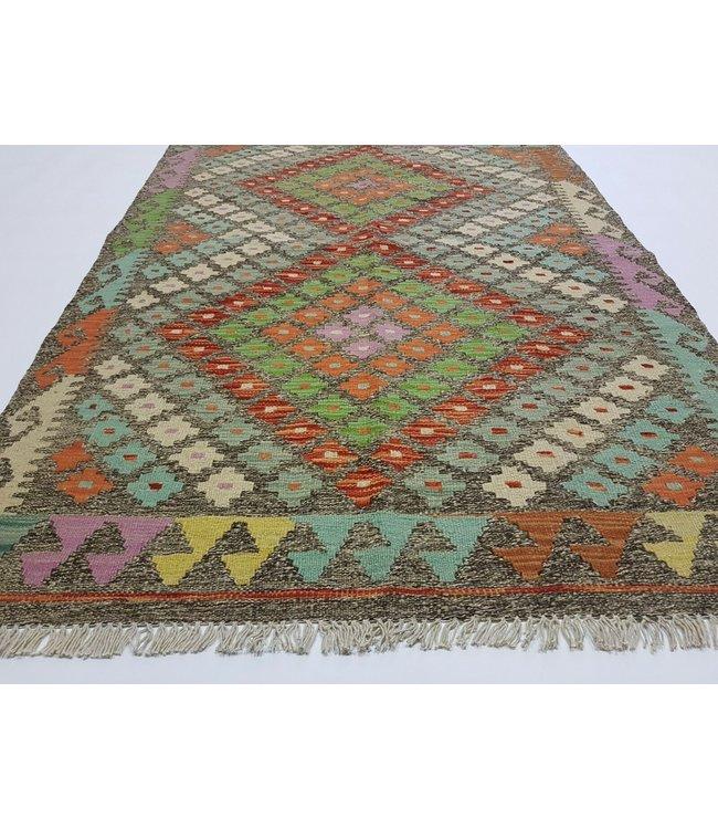 kelim kleed 148x107 cm  vloerkleed tapijt kelims hand geweven