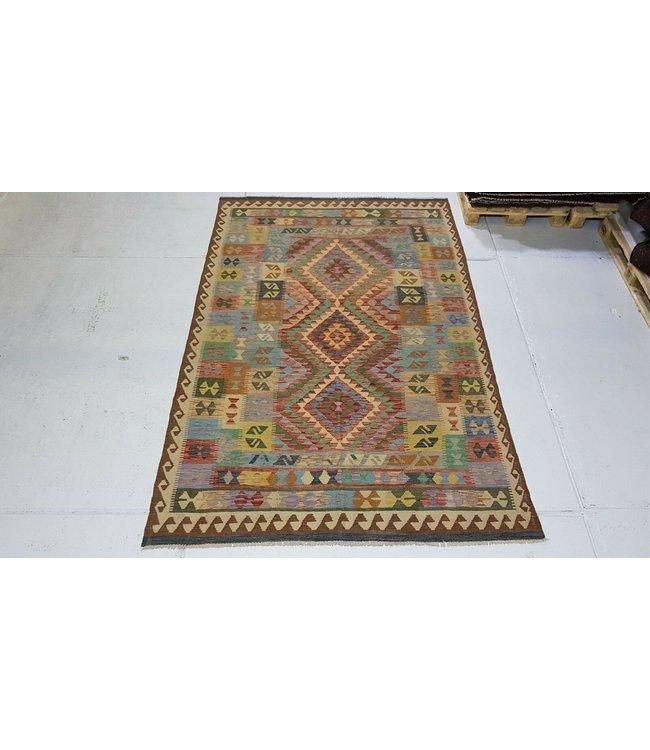 kelim kleed 292x191 cm vloerkleed tapijt kelims hand geweven