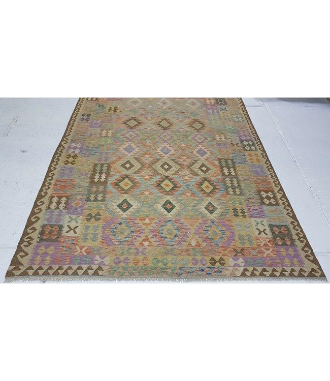 kelim kleed 283x200 cm vloerkleed tapijt kelims hand geweven