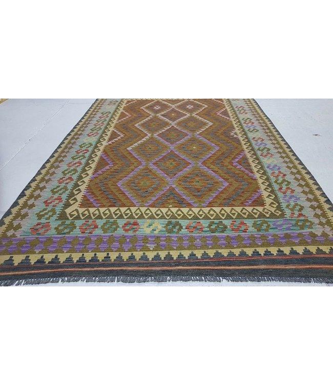 kelim kleed 297x190 cm vloerkleed tapijt kelims hand geweven