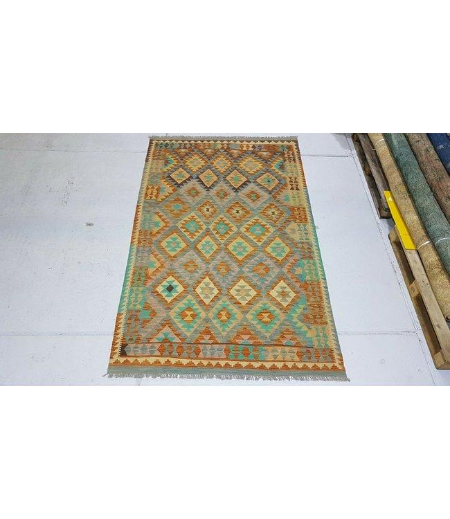 kelim kleed 255x159 cm vloerkleed tapijt kelims hand geweven