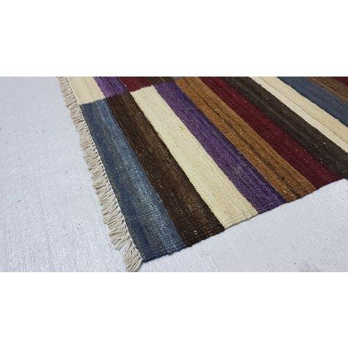 kelim kleed 267x185 cm vloerkleed tapijt kelims hand geweven