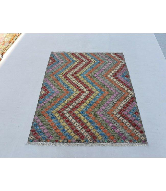 kelim kleed 163x130 cm vloerkleed tapijt kelims hand geweven