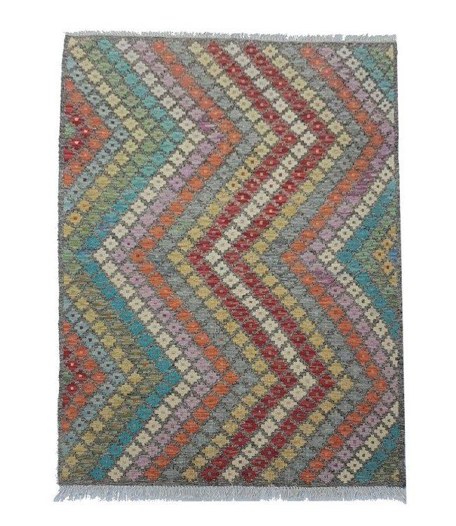 kelim kleed 160x132 cm vloerkleed tapijt kelims hand geweven