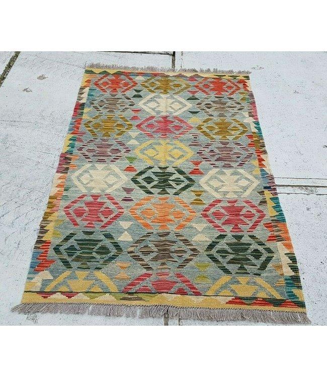kelim kleed 152x96 cm vloerkleed tapijt kelims hand geweven