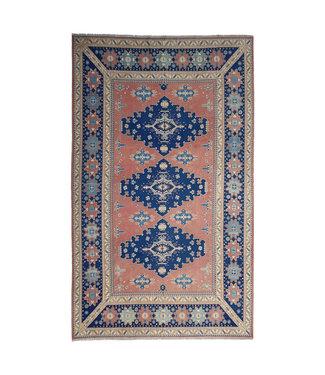 Quality Handmade 18'37 X 12'04 Red Sumak Kilim Area Rug Weave 560X367 cm