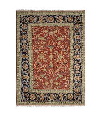 Soumak Multi Colour Handmade 11'08X8'69 Sumak Kilim Area Rug wool carpet 338X265 cm