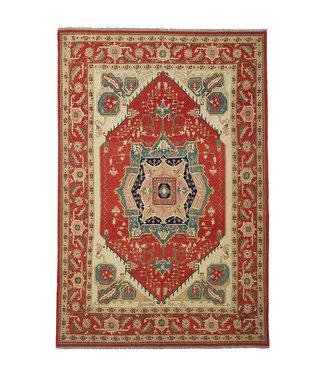 Quality Handmade 13'54X10'03 Red Sumak Kilim Area Rug Weave 413X306 cm