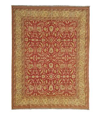Quality Handmade 10'46X8'20 Red Sumak Kilim Area Rug Weave 319X250 cm