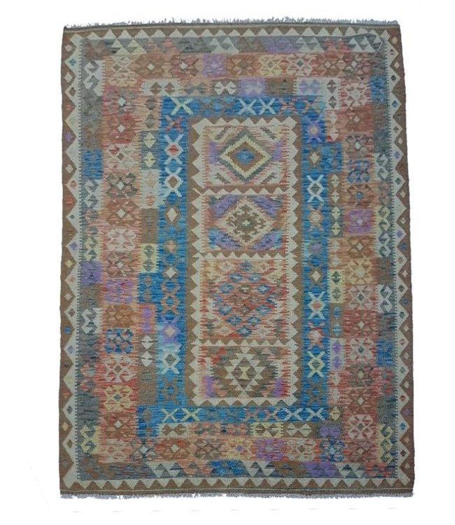kelim kleed 245x161 cm vloerkleed tapijt kelims hand geweven