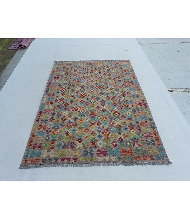 kelim kleed 236x167 cm vloerkleed tapijt kelims hand geweven