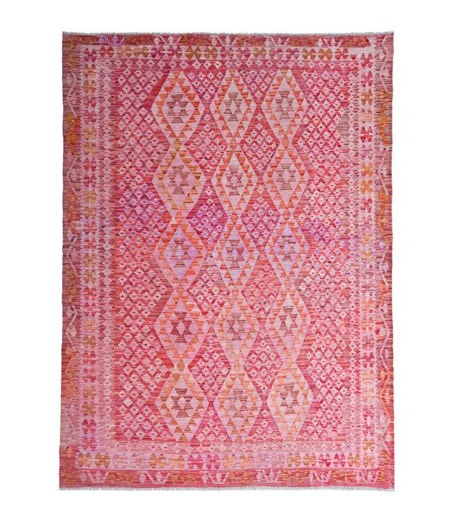 kelim kleed 296x212 cm vloerkleed tapijt kelims hand geweven