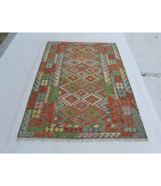 kelim kleed 239x173 cm vloerkleed tapijt kelims hand geweven