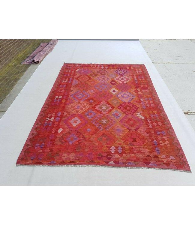 kelim kleed 290x204 cm vloerkleed tapijt kelims hand geweven