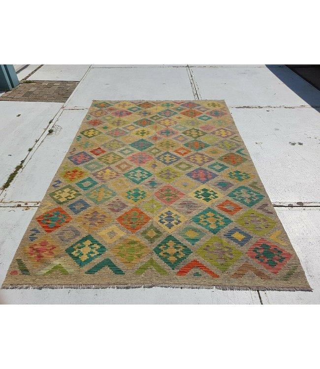 kelim kleed 298x196 cm vloerkleed tapijt kelims hand geweven