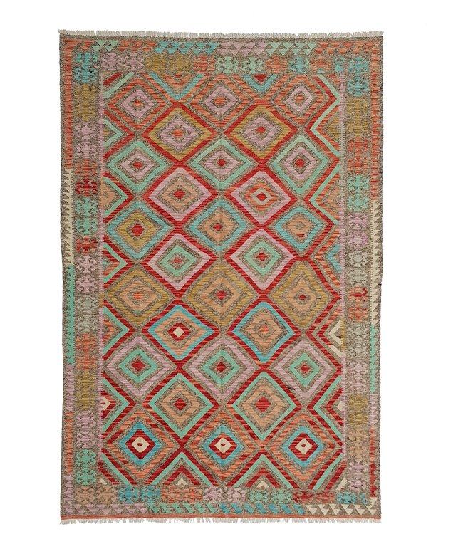 kelim kleed 300x205 cm vloerkleed tapijt kelims hand geweven=