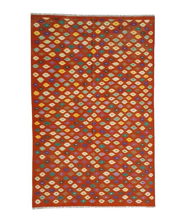 kelim kleed 300x199 cm vloerkleed tapijt kelims hand geweven