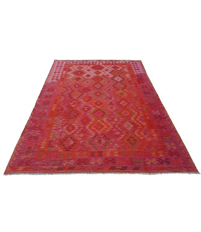 kelim kleed 294x207 cm vloerkleed tapijt kelims hand geweven