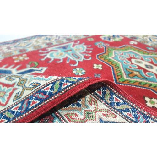 Handgeknüpft wolle kazak teppich  175x123 cm   Orientalisch teppichboden