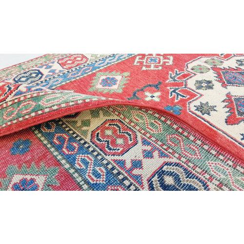 Handgeknüpft wolle kazak teppich  186x127 cm   Orientalisch teppichboden