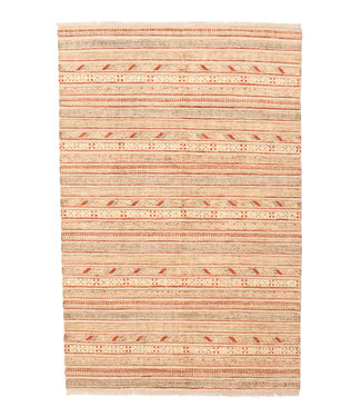 Hand knotted 7'8x5'2 Modern  Art  Wool Rug 240x160 cm  Abstract Carpet