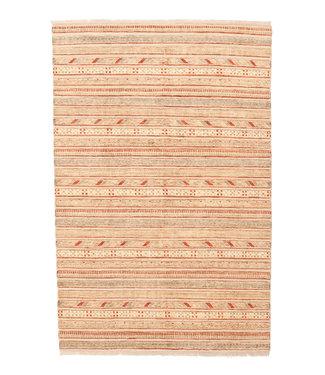 Handgeknoopt Modern Art tapijt 240x160 cm  oosters kleed vloerkleed