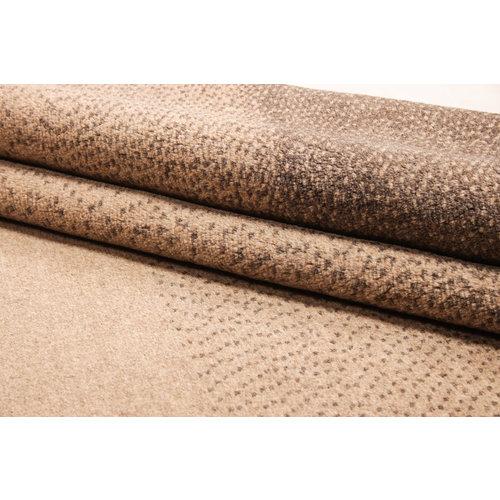 Handgeknüpft Modern Art 253x200 cm Abstrakt Wolle Teppich