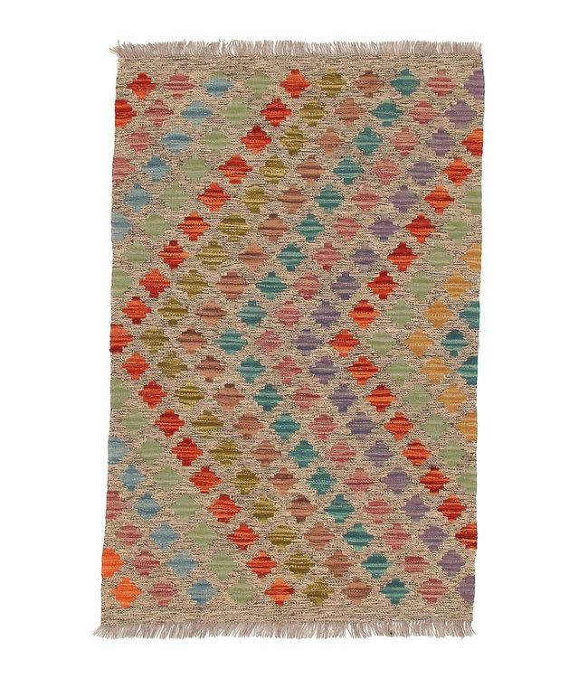 kelim kleed 122x80 cm vloerkleed tapijt kelims hand geweven