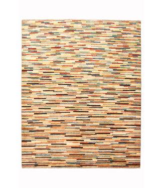 Handgeknoopt Modern  tapijt 247x196 cm  oosters kleed vloerkleed