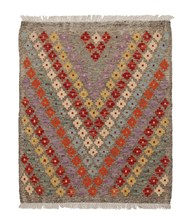 kelim kleed 100x84 cm vloerkleed tapijt kelims hand geweven