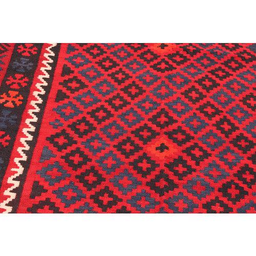 exclusive Kelim Teppich 223x135 cm afghan kilim teppich