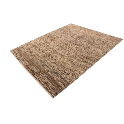 Handgeknüpft Modern Art 240x199 cm Abstrakt Wolle Teppich