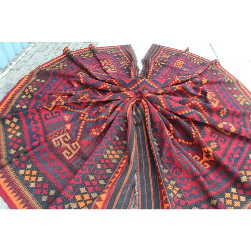 exclusive Kelim Teppich 480x310 cm afghan kilim teppich