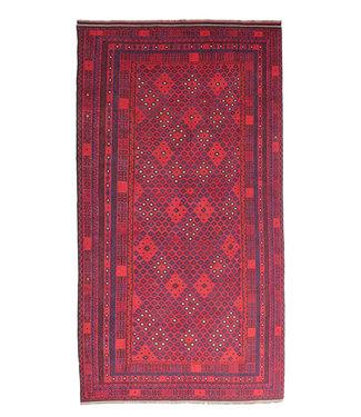exclusive  Vloerkleed Tapijt Kelim 520x262 cm Kleed Hand Geweven Kilim