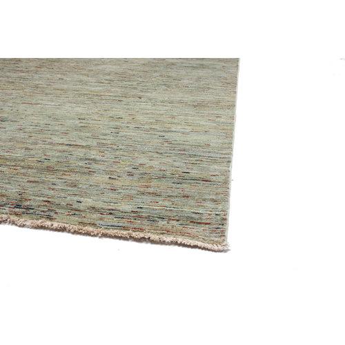 Handgeknoopt Modern Art tapijt 252x204 cm  oosters kleed vloerkleed