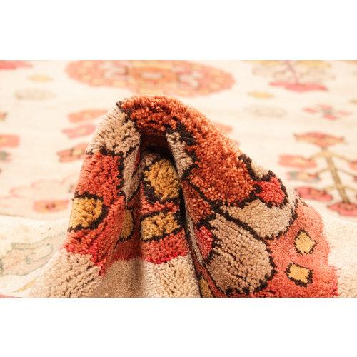 Handgeknüpft  ziegler teppich Schaf  Wolle 255x208 cm Mehrfarbig rug