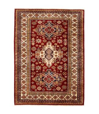 Zargar Rugs 7'9 x 5'7 feet super fine oriental kazak 241x174 cm Area rug Hand knotted Carpet