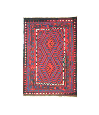 11'75x8'46 Sheep Wool Handwoven Multicolor Traditional Afghan kili11'75x8'46 Sheep Wool Handwoven Multicolor Traditional Afghan kilim Area Rugm Area Rug - Copy