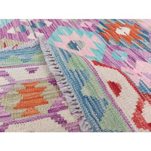 exclusive Kelim Teppich 288x208 cm afghan kilim teppich