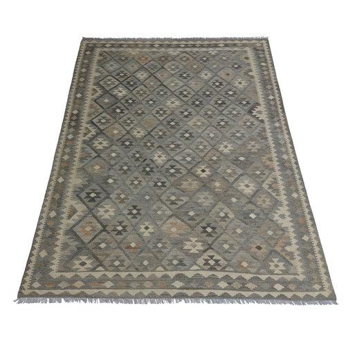 exclusive Kelim Teppich 294x211 cm afghan kilim teppich