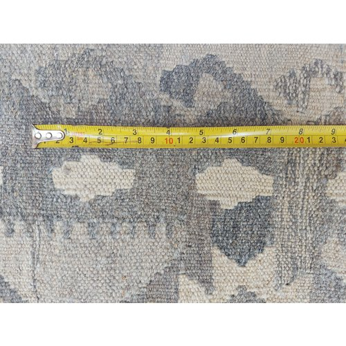 exclusive Kelim Teppich 289x200 cm afghan kilim teppich