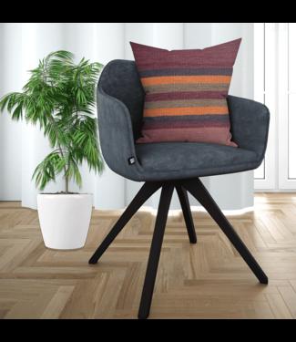 decorate 1x unique vintage kelim cushion with filling 50x50cm