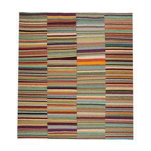 Modern  Vloerkleed Tapijt Kelim 286x265cm Kleed Hand Geweven Kilim