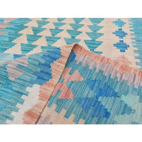 exclusive Kelim Teppich 297x203 cm afghan kilim teppich