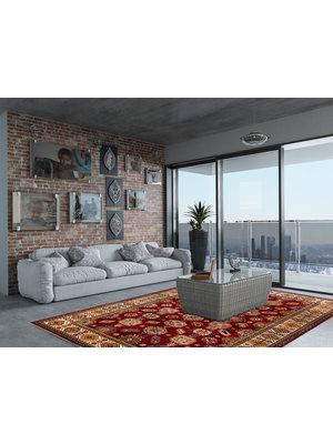 13'9 x 9'9 feet super fine oriental kazak 426x304 cm Area rug Hand knotted Carpet