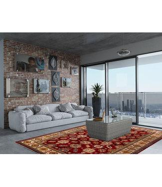 Zargar Rugs super fijn oriental kazak vloerkleed 426x304 cm