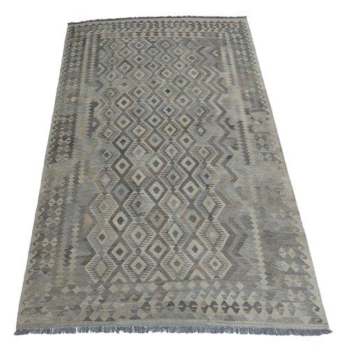 exclusive Kelim Teppich 294x200 cm afghan kilim teppich