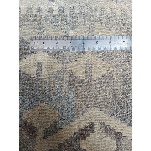 exclusive Kelim Teppich 294x203 cm Natural afghan kilim teppich