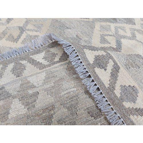 exclusive Kelim Teppich 293x198 cm Natural afghan kilim teppich
